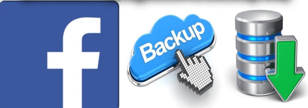 Comment sauvegarder les données de son Compte Facebook. Tutoriel, capture 1