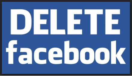 Comment supprimer son Compte Facebook.