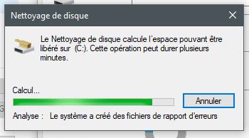 nettoyage Windows 10 tutoriel.
