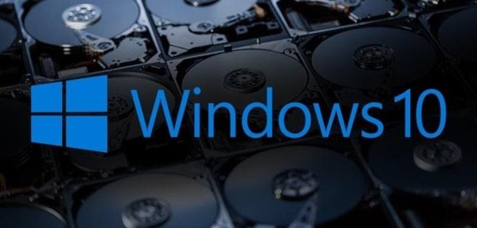 Gérer nos unités de stockage avec Windows 10, par Thierry.