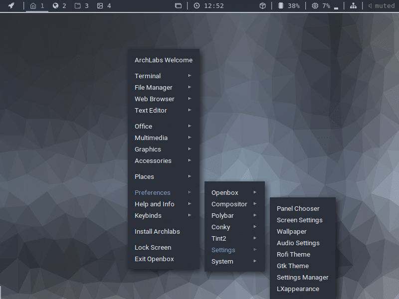 Linux ArchLabs, comment l'installer, tutoriel by SOSPC