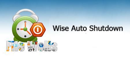 Wise Auto Shutdown, logo sur sospc