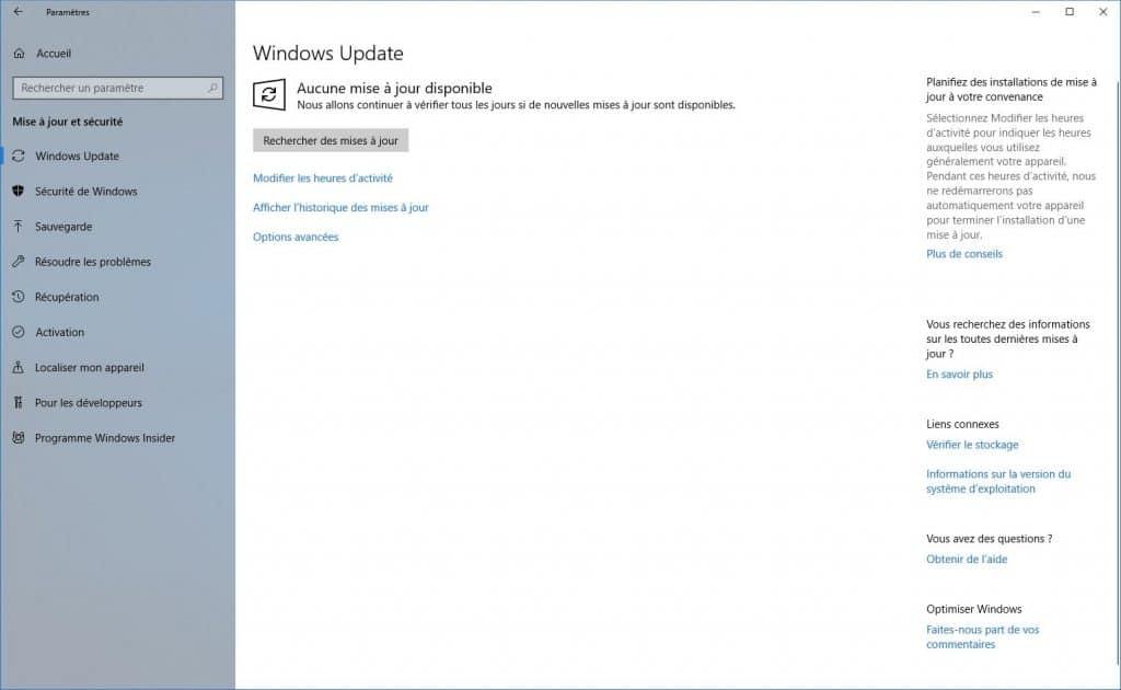 Windows 10 Spring Creators Update 1803, les nouveautés. SOSPC.