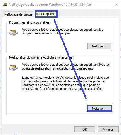 conseils avant d'installer Windows 10 tutoriel sospc