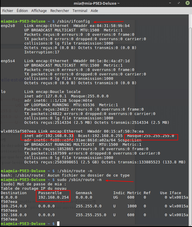 Changer ses serveus DNS sous Linux, Tutoriel.