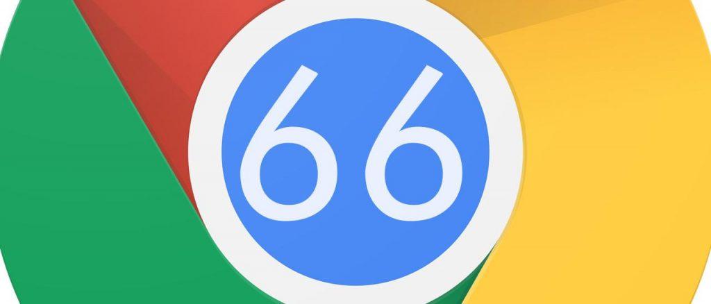chrome 66 logo