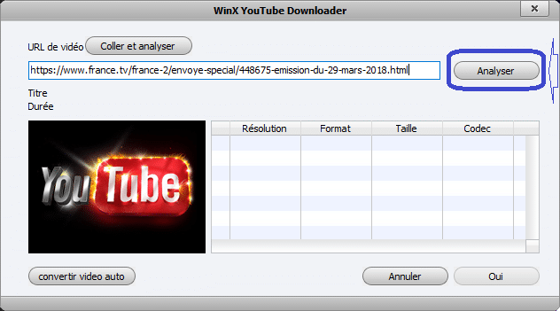 Free WinX YouTube Downloader