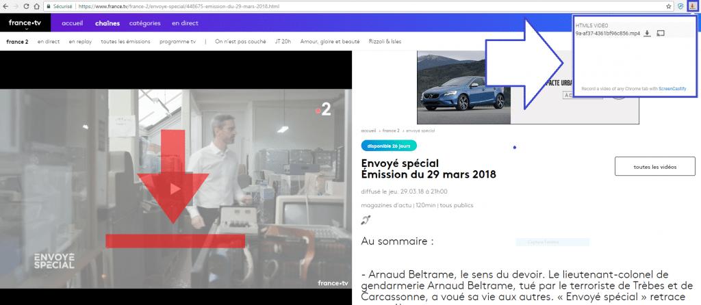 comment télécharger vidéos sur le web avec extension google chrome, tutoriel.