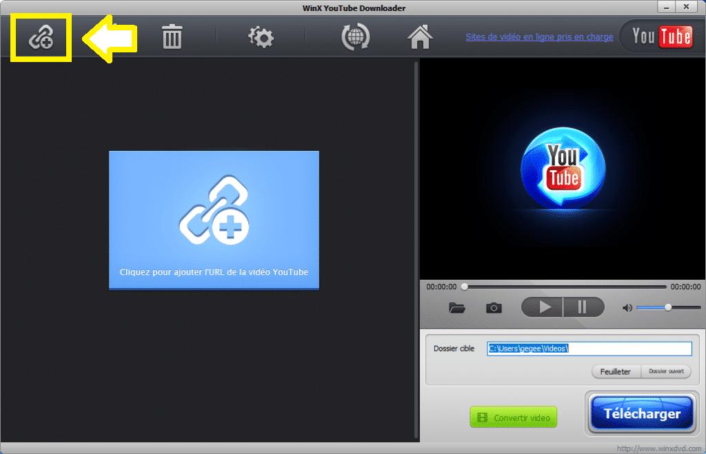 Free WinX YouTube Downloader. télécharger les vidéos sur YouTube et plus de 300 sites. www.sospc.name