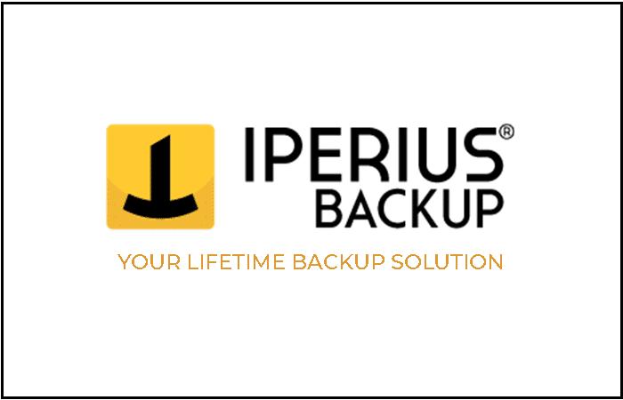 Iperius Backup : la sauvegarde de vos données, tutoriel et vidéo sur www.sospc.name 1