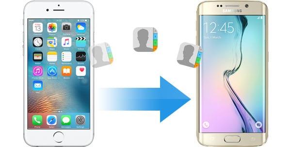 Passage de l'iPhone à Android : comment transférer vos données?