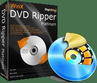 WinX DVD Ripper Platinum logo 1