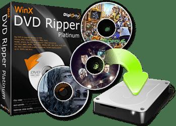 WinX DVD Ripper Platinum logo 4