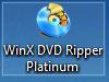 WinX DVD Ripper Platinum installation raccourci