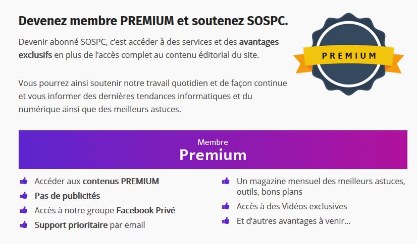 abonnement premium www.sospc.name