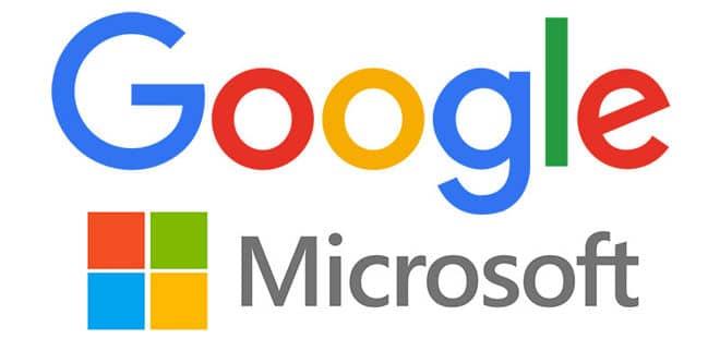 N'est pas Google ou Microsoft qui veut.