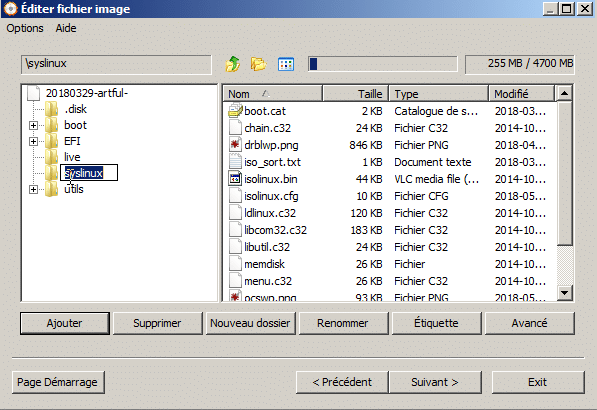 Clonezilla : Backup/Clonage de Disque, tutoriel sospc.name capture 22