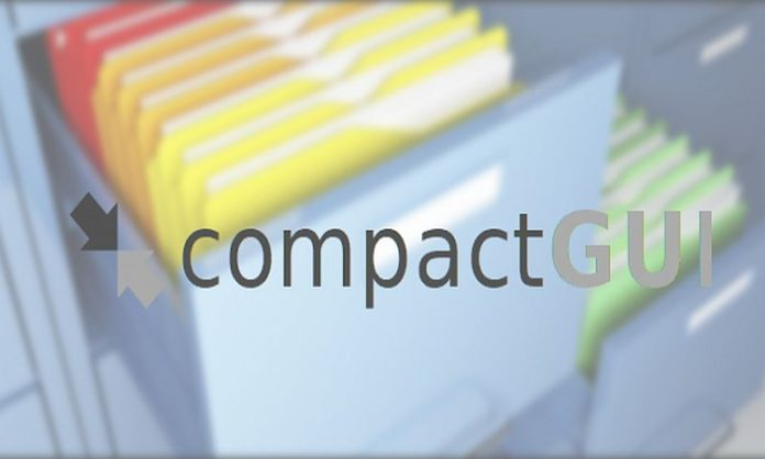 Windows 10 : gagner de l'espace disque en compressant ses programmes avec Compact GUI, par Grey cat.