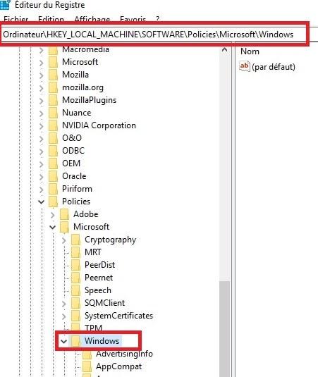 Empêcher Windows 10 Creators Update d'installer des applications à votre insu, tutoriel. sospc.