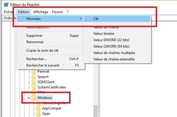 Empêcher Windows 10 Creators Update d'installer des applications à votre insu, tutoriel. sospc..name.