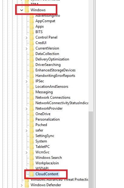 Empêcher Windows 10 installer des applications à votre insu, tutoriel. sospc.