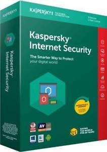 Kaspersky Internet Security 2019 boite