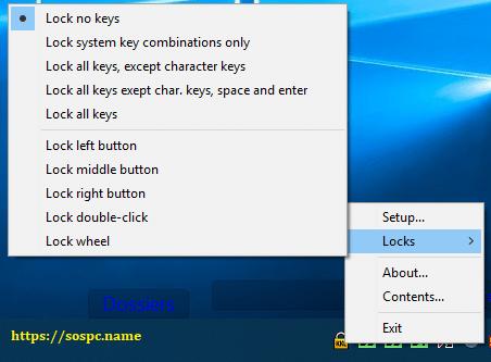 Kid Key Lock,bloquer clavier tutoriel installation 11