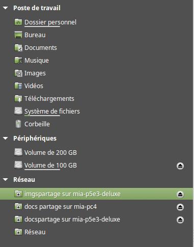 Partagez vos fichiers sous Linux tutoriel capture 23