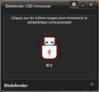 Protéger vos clés USB contre les Vers, chevaux de Troie et autres virus avec Immunizer Bitdefender