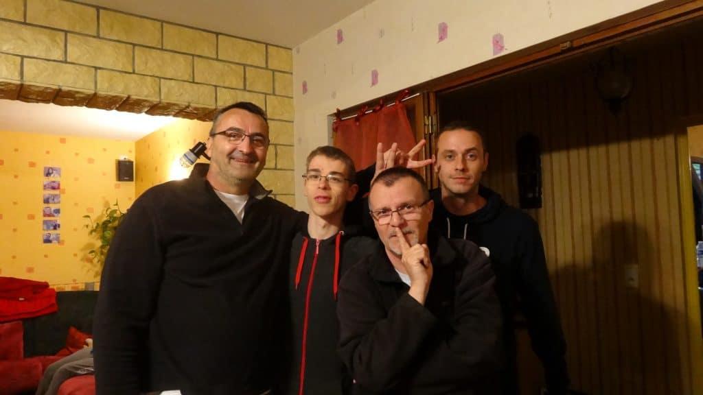 Rencontre en Auvergne avec des Contributeurs et un lecteur d'Sospc.name 8