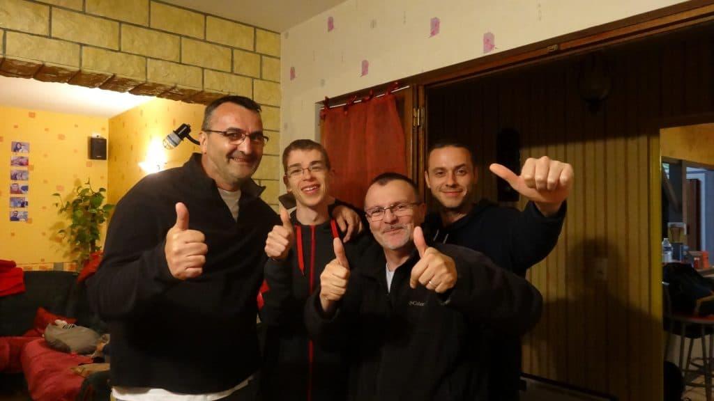 Rencontre en Auvergne avec des Contributeurs et un lecteur d'Sospc.name 10