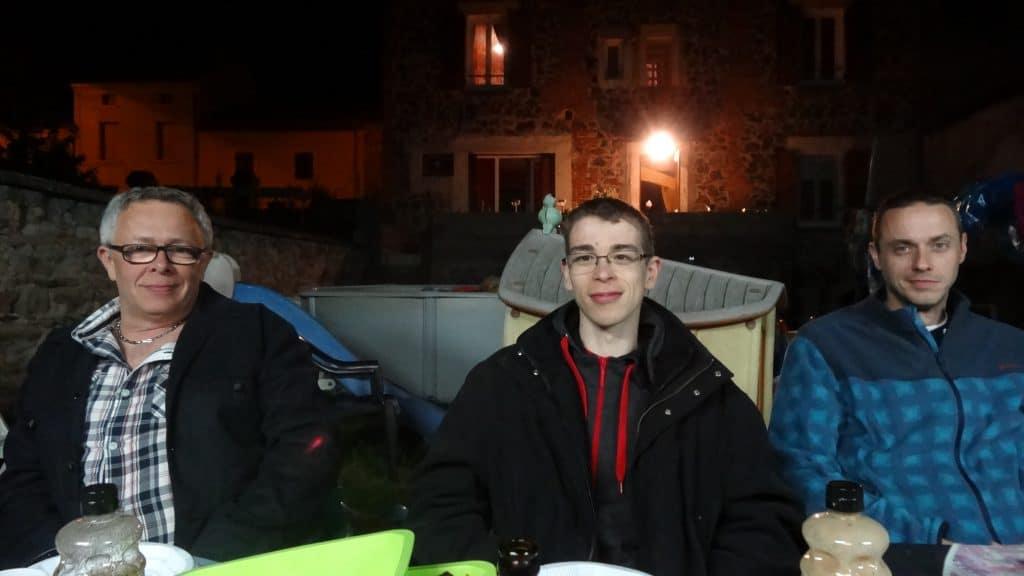 Rencontre en Auvergne avec des Contributeurs et un lecteur d'Sospc.name 2