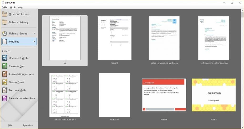 Retrouvez le point du pavé numérique dans LibreOffice Writer.