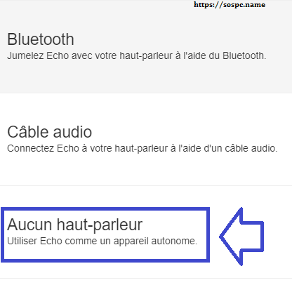 Amazon Echo,avis et tests. SOSPC.name.