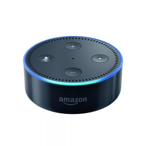 Amazon Echo Dot Photo.