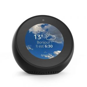 Amazon Echo Spot Photo.