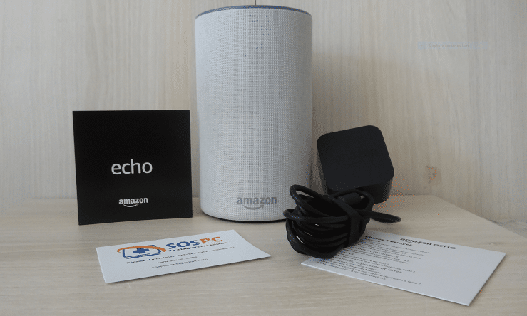 Amazon Echo, l'assistant personnel.