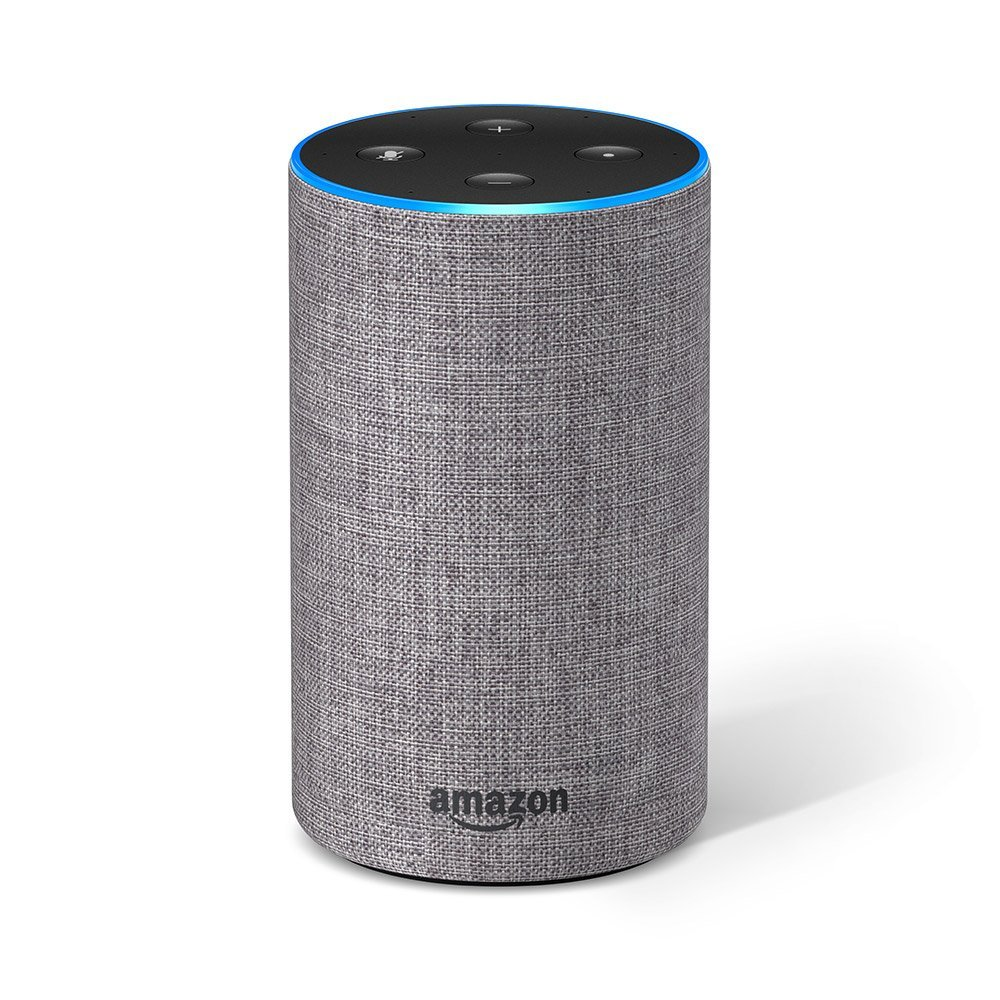 Amazon Echo couleur Chiné.