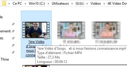 Comment Enregistrer une vidéo de YouTube c'est facile.