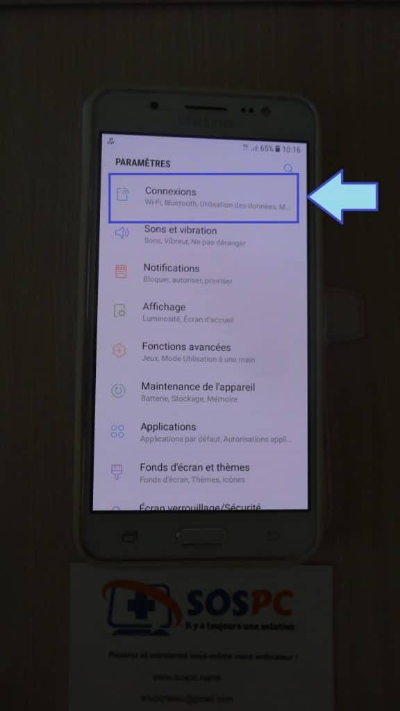 transformez votre téléphone en Box avec Android. SOSPC.