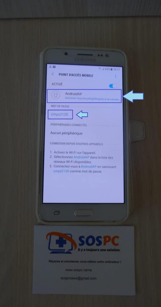 Transformer son téléphone en Box avec Android c'est très facile.