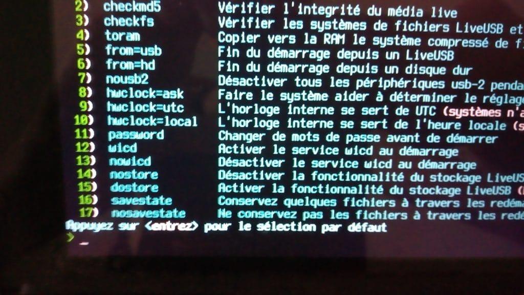 Linux: découvrez le mode persistant de la distribution MX 17. capture 5