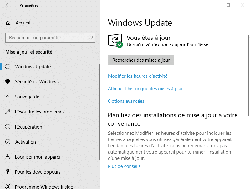 bloquer Windows Update sous windows 7 et 8
