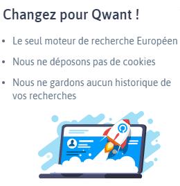 Qwant vient de passer en version 4.