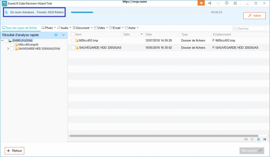 EaseUS Data Recovery Wizard Pro 12.0 installation. Tutoriel détaillé.