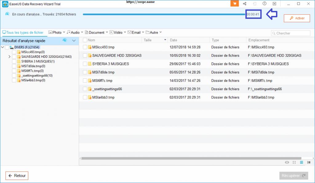 EaseUS Data Recovery Wizard Pro 12.0 installation. Tutoriel pas à pas.