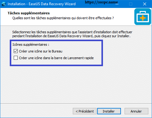 EaseUS Data Recovery Wizard Pro 12.0 installation.SOSPC.name.