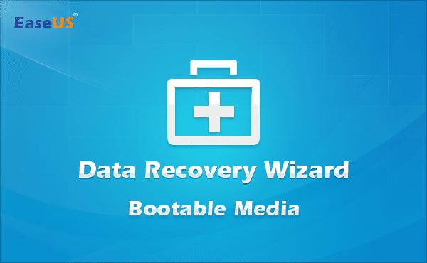 EaseUS Data Recovery Wizard Pro 12.0 tutoriel création média bootable.