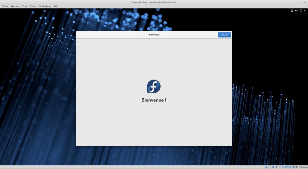 Linux tutoriel installation et utilisation de Fedora sospc.name capture A