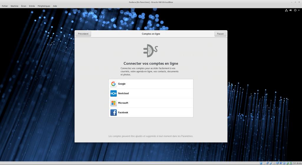 Linux tutoriel installation et utilisation de Fedora sospc.name capture C